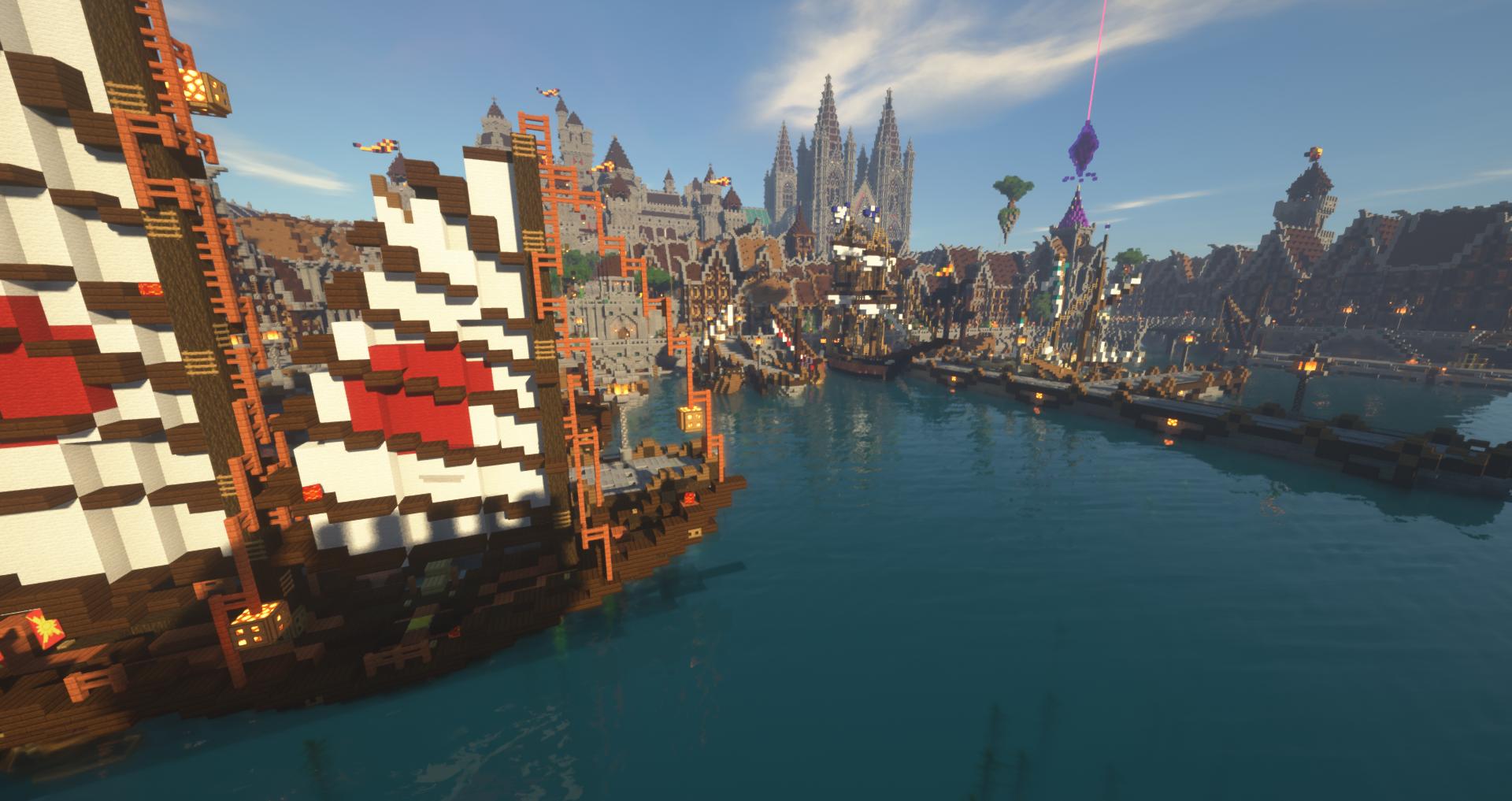 Des villes créées par les joueurs, pour les joueurs !